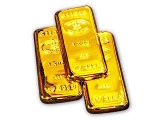 金の1kgインゴット